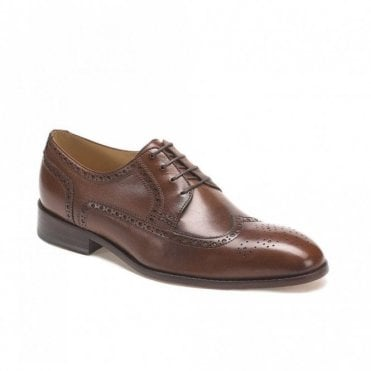 Fernando Bronze Sheep Skin shoe - Light Brown