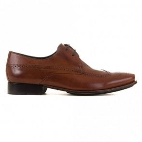 Suzano Shoes - Tan