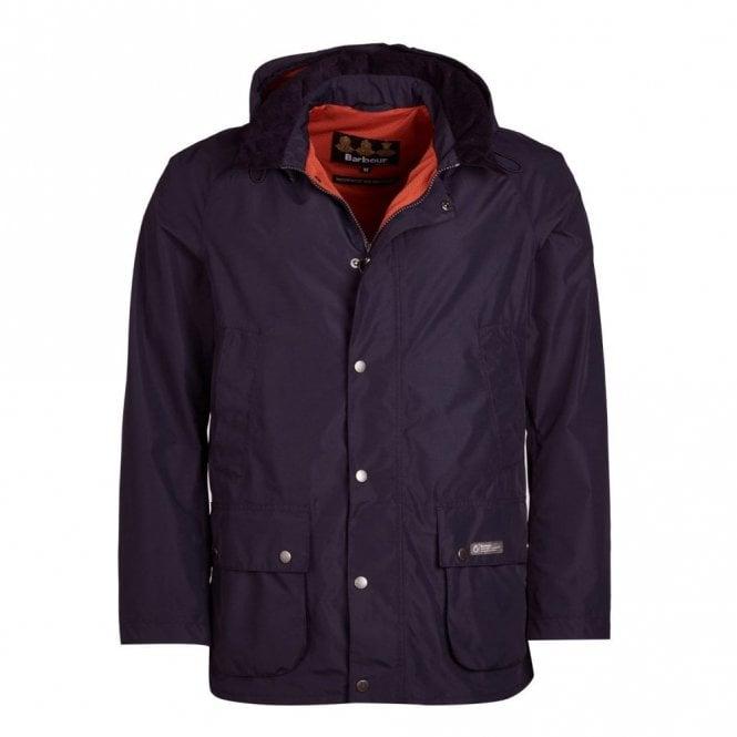 Barbour Arlington Waterproof Breathable Jacket - Navy