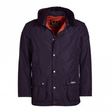 Arlington Waterproof Breathable Jacket - Navy