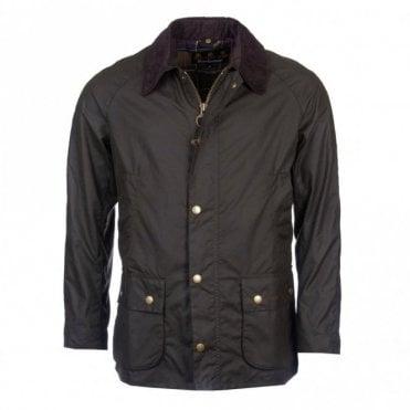 Ashby Wax Jacket - Green