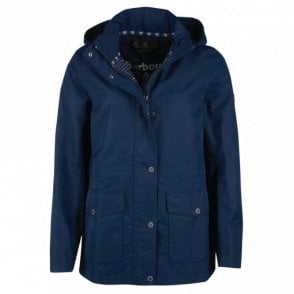 Backshore Waterproof Breathable Jacket - Navy