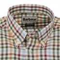 Barbour Bibury Tailored Fit Shirt - Green Check