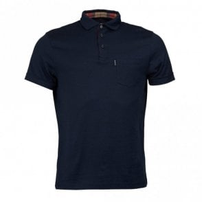 Barbour Brandreth Polo Shirt - New Navy