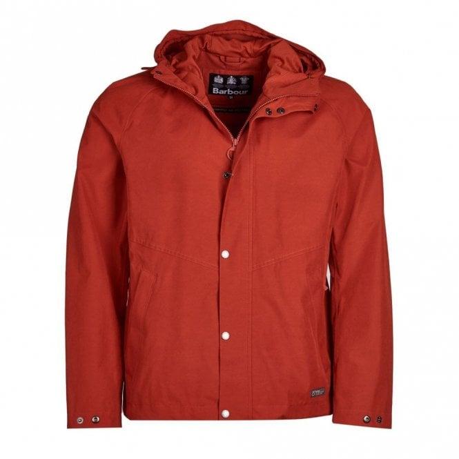 Barbour Charlie Waterproof Breathable Jacket - Sunset Orange