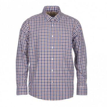 Fonthill Check Shirt - Mocha
