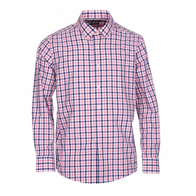 Barbour Fonthill Check shirt - Pink Check