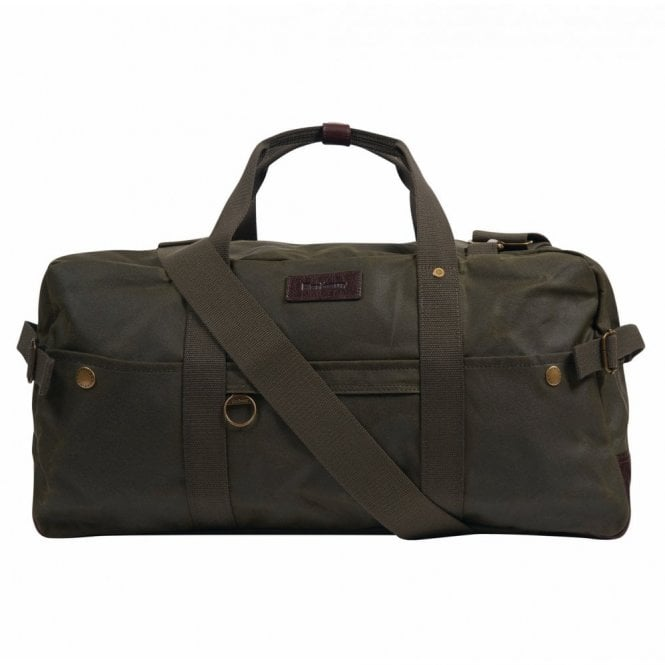 Barbour Gamefair Holdall Olive - Green