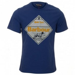 Gundog T-Shirt - Blue
