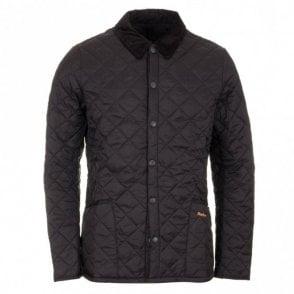 Heritage Liddesdale Quilted Jacket - Black