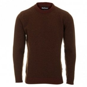 Houghton Crew Neck - Brown