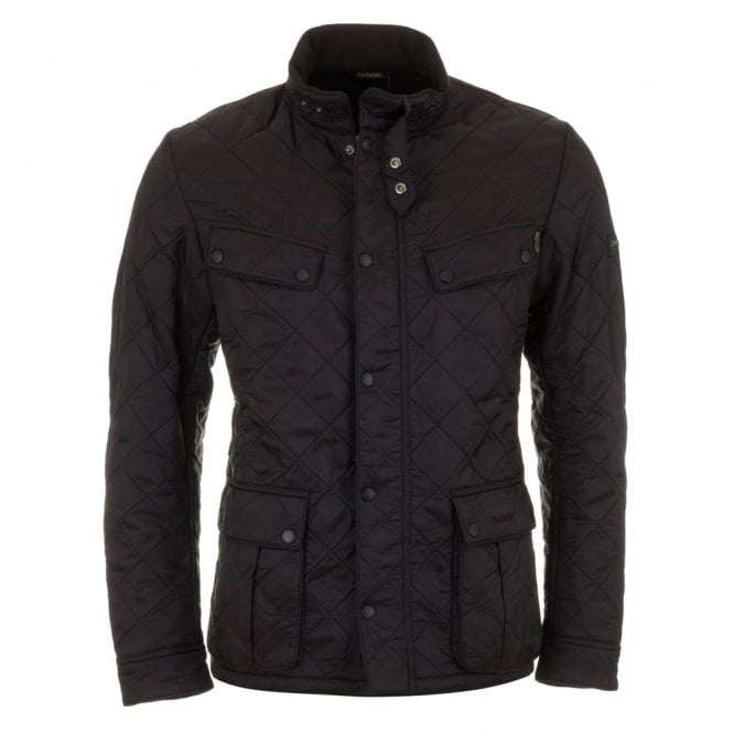 Barbour International Ariel Polarquilt Jacket - Black