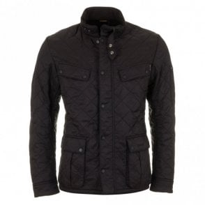 Ariel Polarquilt Jacket - Black