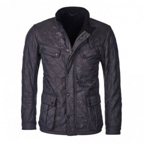 Ariel Polarquilt Jacket - Charcoal