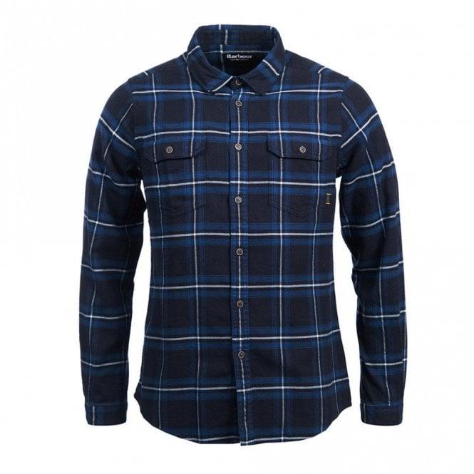 Barbour International Dash Shirt Soot - Black