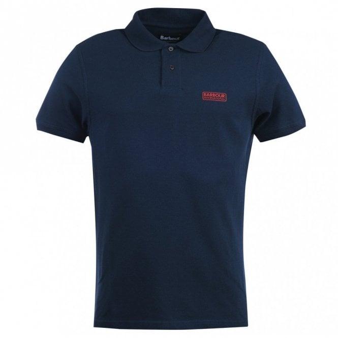 Barbour International Essential Polo Shirt - Navy
