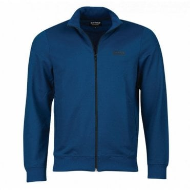 Essential Track Top Petrol - Blue
