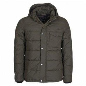 Pivot Quilt Jacket Sage - Green
