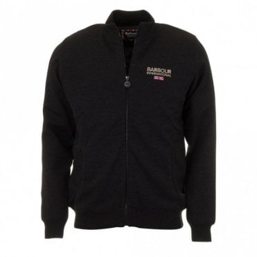 Rowhill Zip - Charcoal