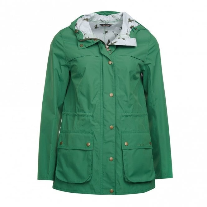 Barbour Ladies Brimham Jacket Clover - Green