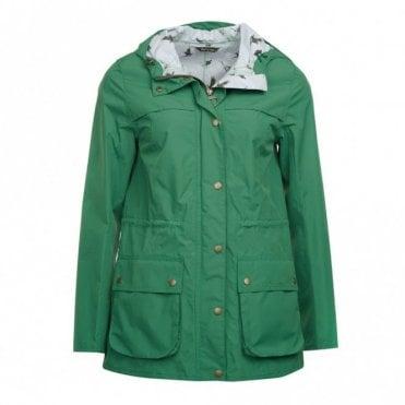 Ladies Brimham Jacket Clover - Green