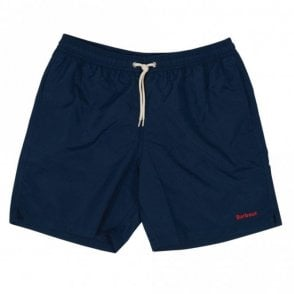 "Logo 7"" Swim Shorts - Navy"