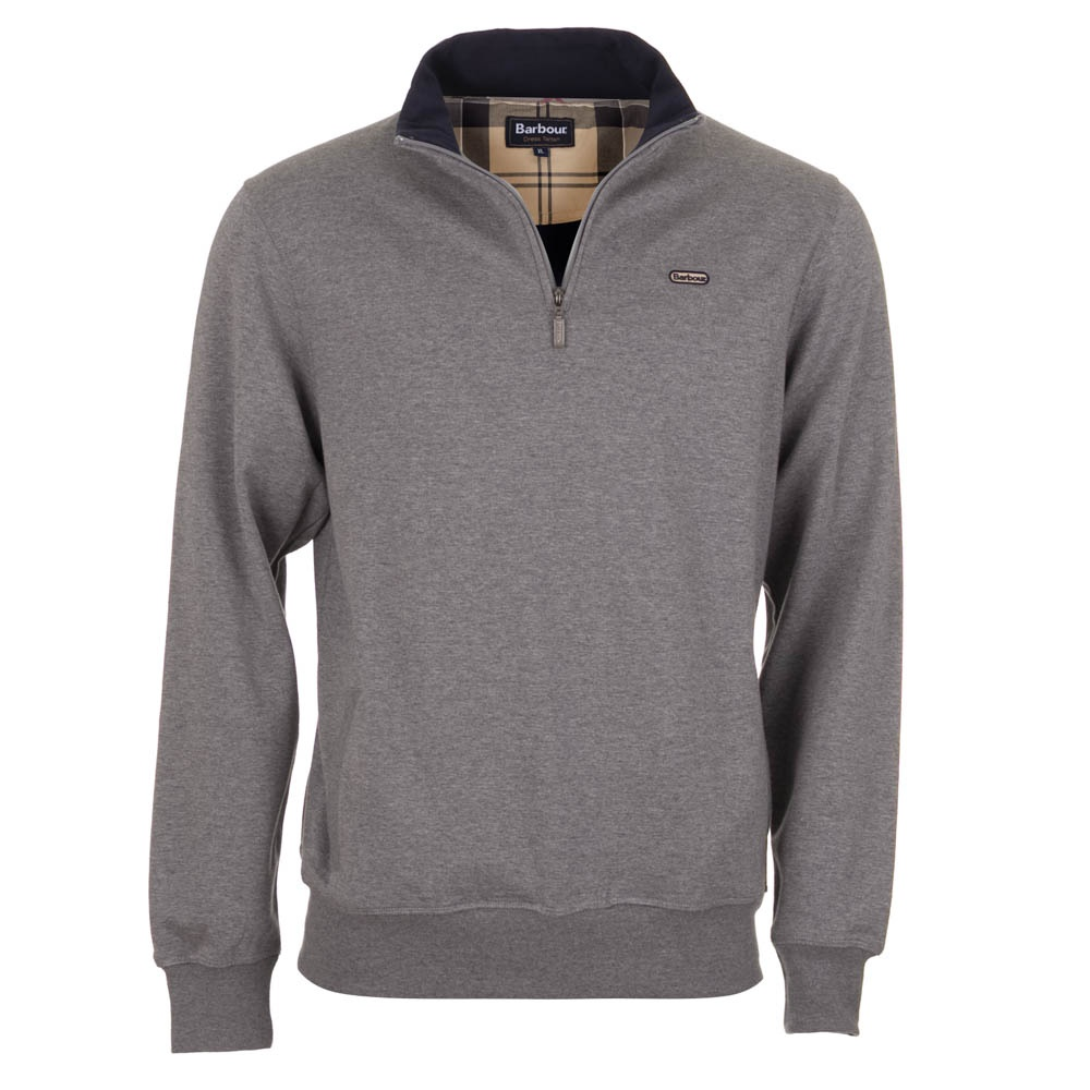 Barbour Maxton Half Zip Sweater | Free Shipping