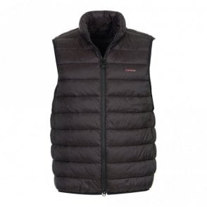 Men's Bretby Gilet Black