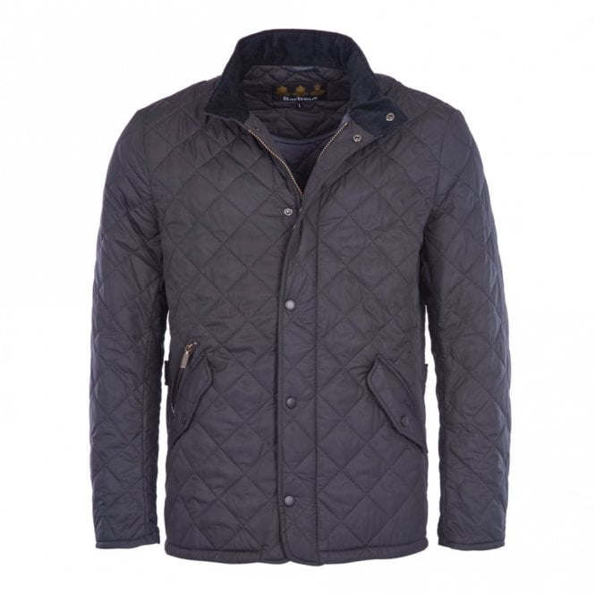 Barbour Men's Chelsea Sportsquilt Jacket - Navy