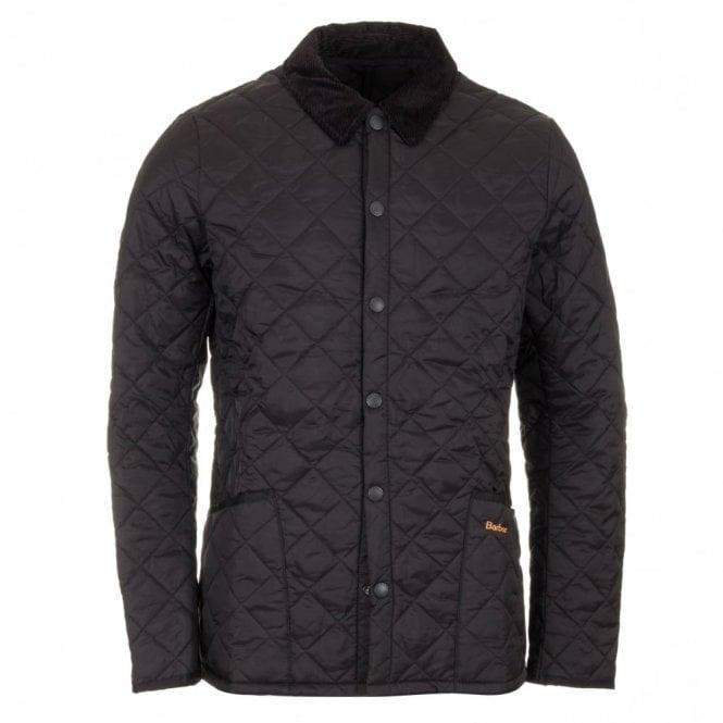 Barbour Men's Liddesdale Quilted Jacket - Black