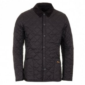 Men's Liddesdale Quilted Jacket - Black