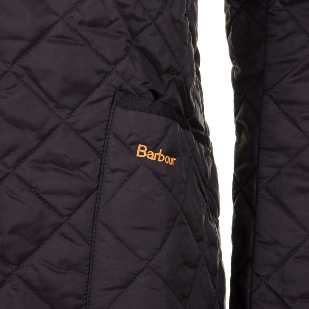 barbour gimbal image quilt quilted men navy jacket mens heritage