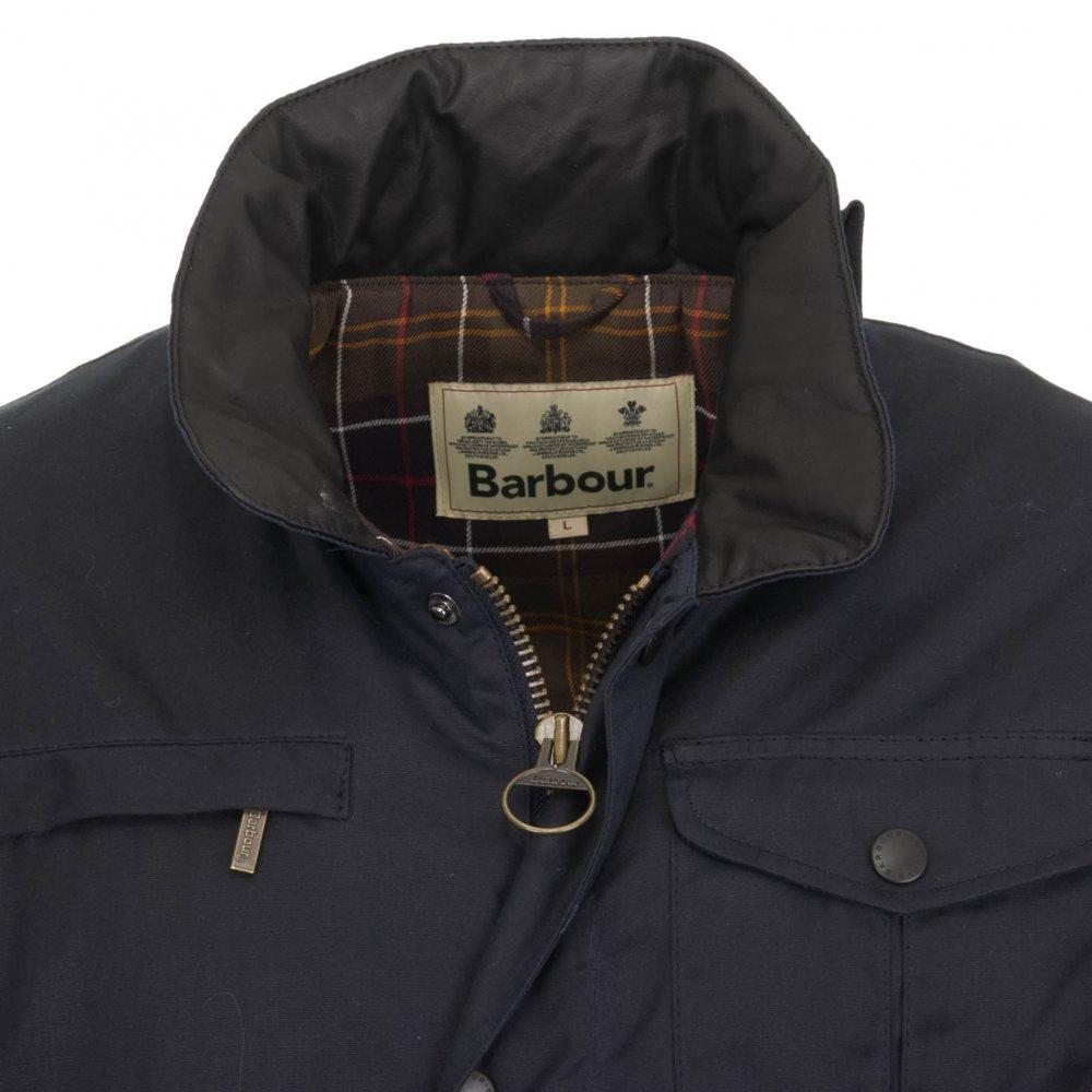 Barbour Bridle Tailored Jacket Black MTA0728BK11 Barbour ...