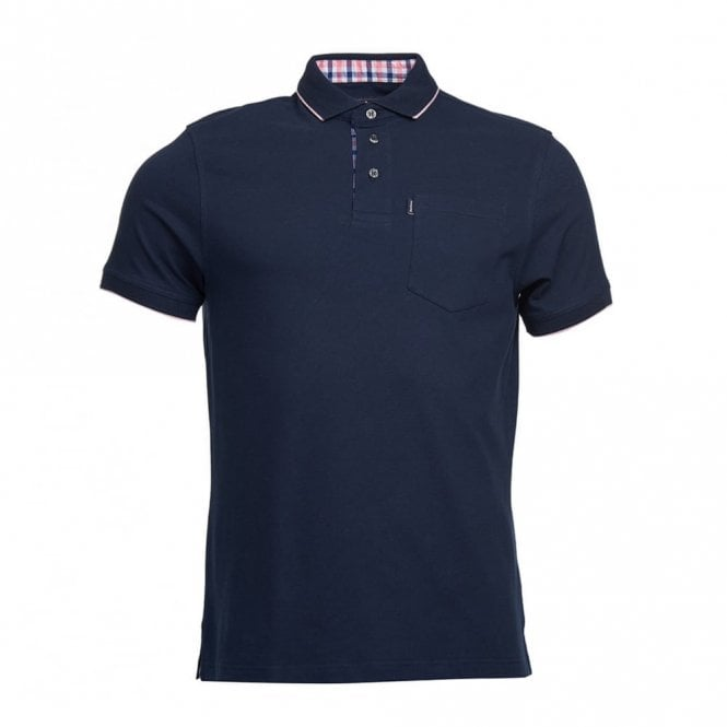 Barbour Newbury Polo shirt - New Navy