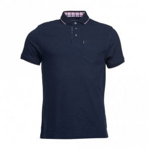 Newbury Polo shirt - New Navy