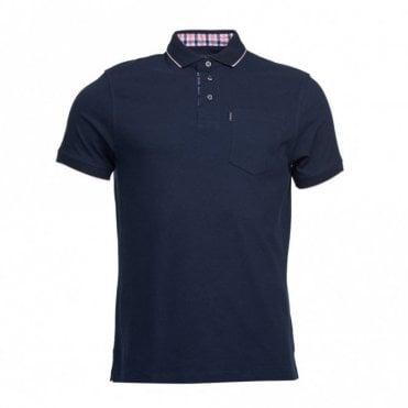 Newbury Polo shirt - New Navy
