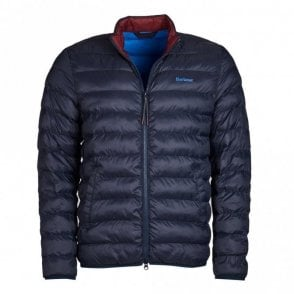 Nigg Quilt jacket - Navy