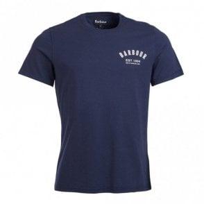 Preppy T-Shirt - New Navy