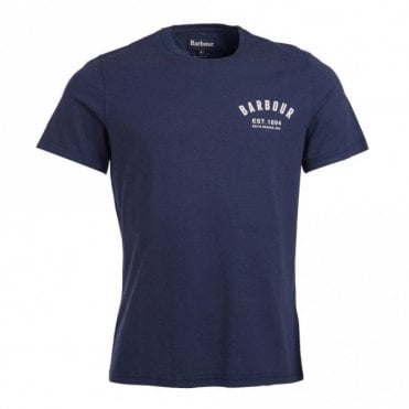 Preppy T-Shirt - New Navy