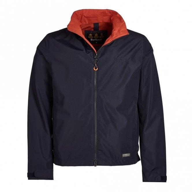 Barbour Rye Jacket - Navy