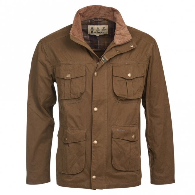 Barbour Sanderling Casual Dark Sand - Sand