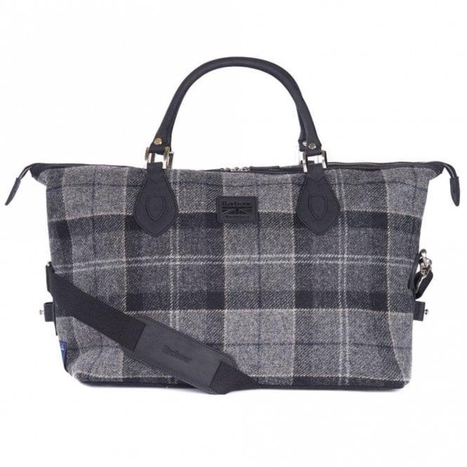 Barbour Shadow Tartan Bag Black/grey