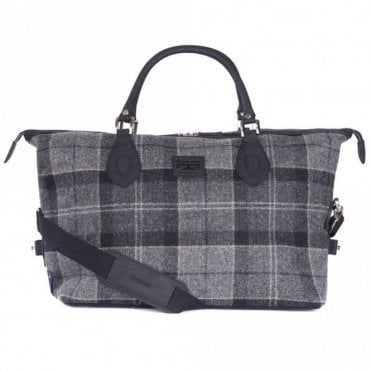 Shadow Tartan Bag Black/grey