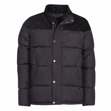 Spean Quilt Jacket Black