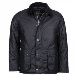 Strathyre Wax Jacket - Black