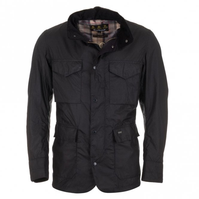 Barbour Tailored Sapper - Navy