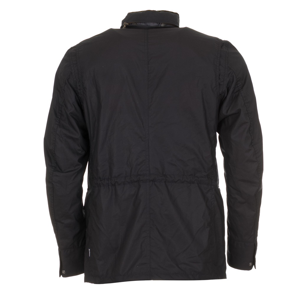 Barbour Wildcat Tailored Jacket Navy MTA0727NY51 Barbour ...