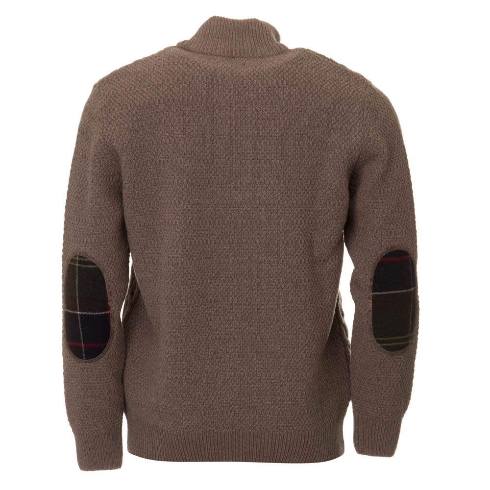 barbour weyburgh half button cable knit pullover free shipping. Black Bedroom Furniture Sets. Home Design Ideas