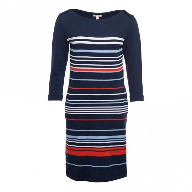 Barbour Whitby women's Dress - Navy