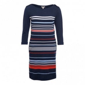 Whitby women's Dress - Navy